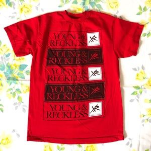 Young & Reckless Tee